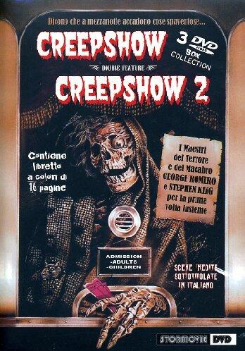 Creepshow / Creepshow 2 (3 Dvd) [Italia]