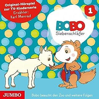 Bobo besucht den Zoo und weitere Folgen. Das Original-Hörspiel zur TV-Serie Titelbild