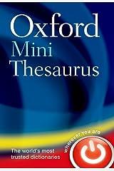 Oxford Mini Thesaurus Flexibound