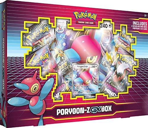 Pokémon POK80404 TCG: Porygon-Z-GX Box