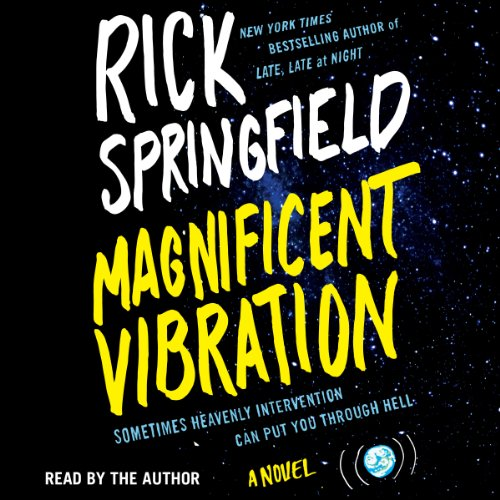 Magnificent Vibration audiobook cover art