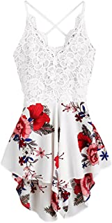 1d07615ebe7 Amazon.ca  White - Jumpsuits   Rompers   Women  Clothing   Accessories