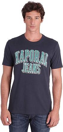 Kaporal - T-Shirt avec imprimé en Relief Jeans - Olrik - Homme
