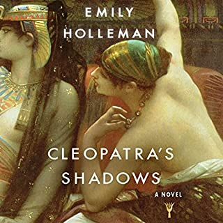 Cleopatra's Shadows audiobook cover art