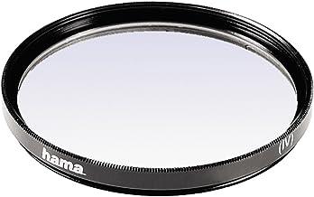 Hama 070058 - Filtro ultravioleta, color neutro, 58 mm