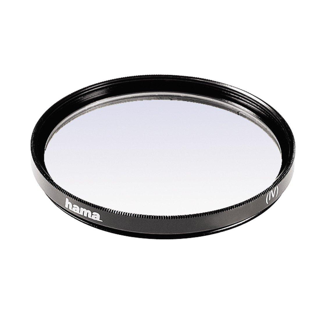 49 mm Hama Filtro ultravioleta color neutro