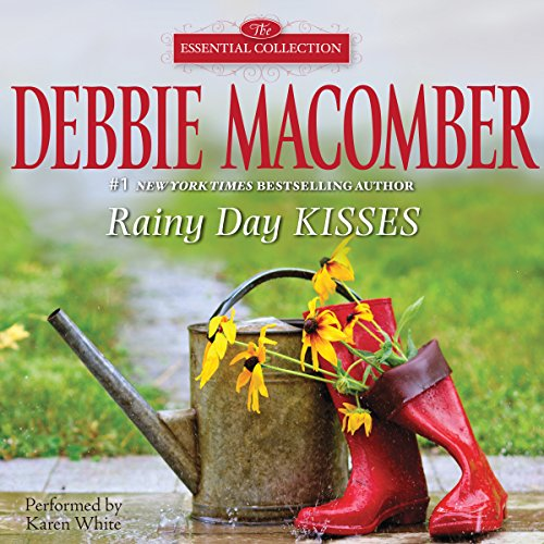 Rainy Day Kisses audiobook cover art