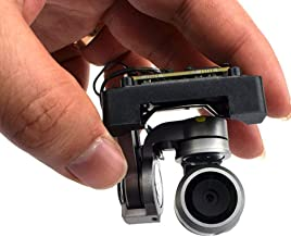 Feketden Drone Gimbal Camera with Board for dji Mavic Pro Repair Parts Video RC CAM
