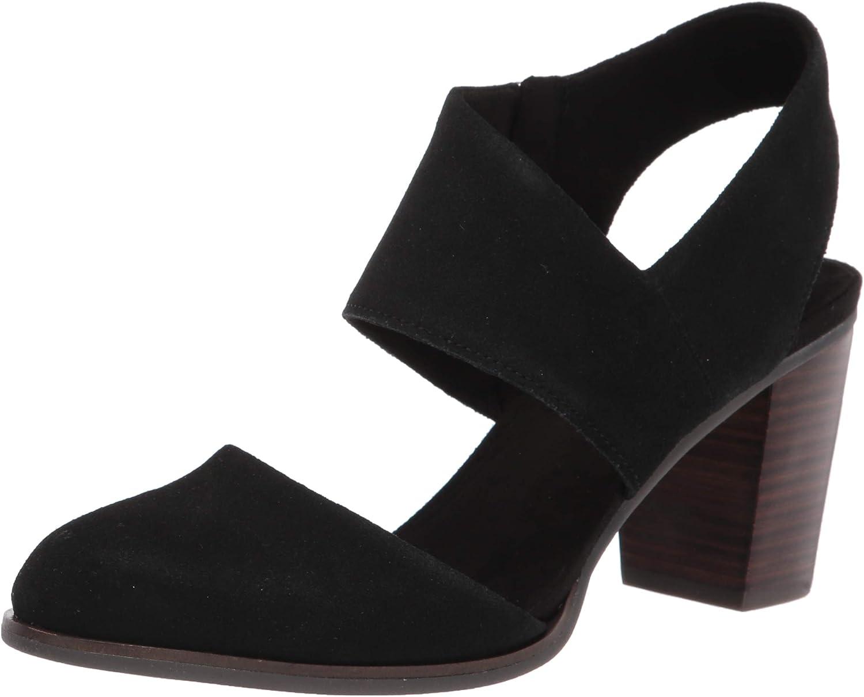 Special price TOMS Women's Ankle-Strap Heeled Sandal Under blast sales