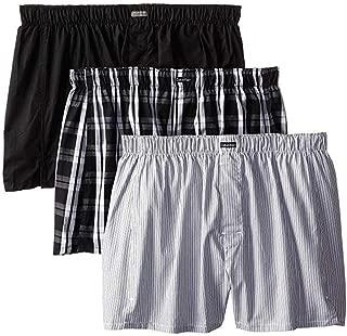 Men's Cotton Classics Multipack Woven Boxers