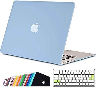 iNeseon MacBook Air Funda de 13 Pulgadas (Modelo A1466 A1369) Protectora Rígida Carcasa con Cubierta de Teclado para MacB...