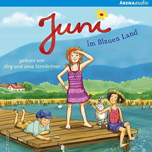 Juni im Blauen Land audiobook cover art