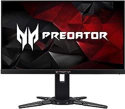 Acer Predator XB272 Bmiprz NVIDIA G-SYNC TN Gaming Monitor: 27
