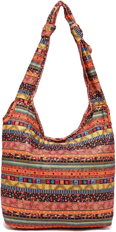 Damenhandtasche Casual Blaume Blaume Blaume Stoffbeutel Mode Wilde Schultertasche Damen Stoffbeutel Outdoor Pendeln B07MMPS2LG  Neues Produkt 20956d