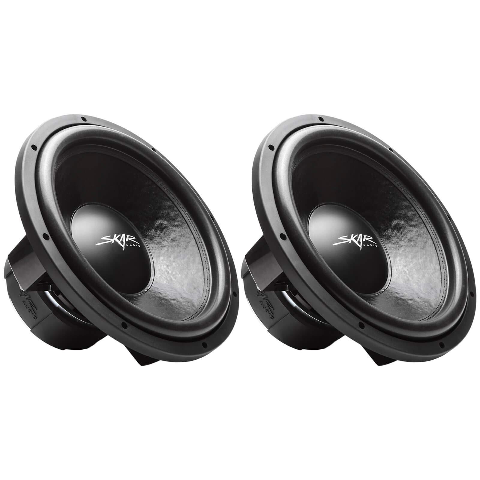 Skar Audio DDX 15 D4 Subwoofer