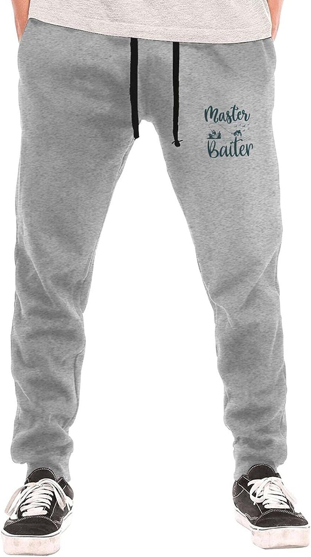 Bpauuiq Fashion Men's Sweatpants Max 53% OFF with Bottom Pockets Fleece Open Ranking TOP12