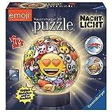 Ravensburger 11767 - Emoji - 3D-Puzzle, Nachtlicht