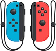 SINGLAND Wireless Controller for Nintendo Switch Left and Right Switch Controller,Switch Controllers Gamepad with Adjustab...