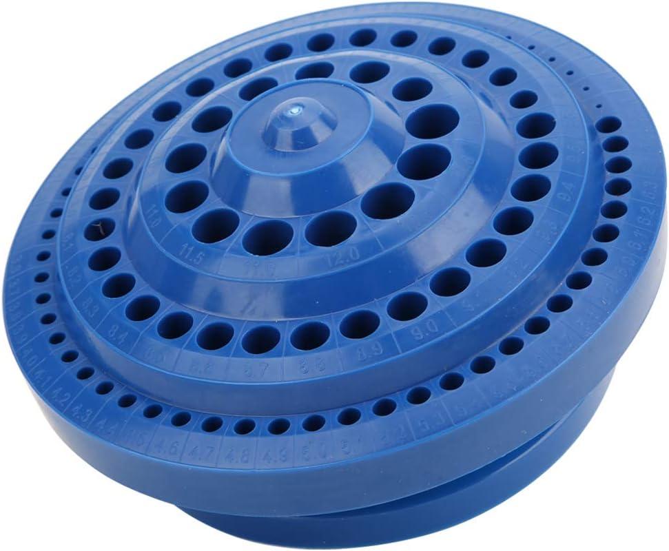 Boston Mall Tool Storage Case 1 year warranty Multi-holes Drill Box Plasti