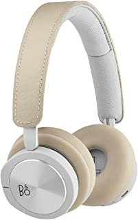 Bang & Olufsen Beoplay H8i Wireless On-Ear Headphones, Luxurious Bluetooth Advanced Active Noise Cancelling Headphones, wi...