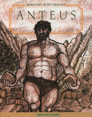 Anteus (Monsters of Mythology)