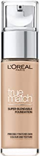 L'Oreal Paris True Match Foundation 2.C Rose Vanilla 30ml