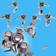 Professional 3 Left And Right Economy Open Gear Guitar Tuners Machine Heads C String, Inline Tuners - Tuner In Parts, Power King Mower Spindle, Aged Tuners, Squier Tuner, Fiberglass Seat Box