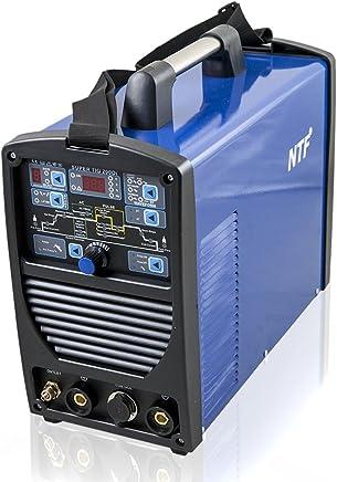 Soldador Inverter TIG IPOTOOLS NTF SUPERTIG 200DI TIG Maquina de Soldar AC DC Unidad de Soldadura
