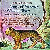 Britten: Songs & Proverbs of William Blake