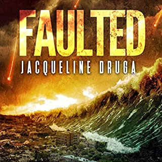 Faulted audiobook cover art