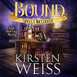 Bound: A Doyle Witch Cozy Mystery cover art