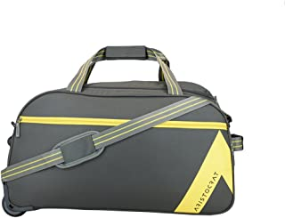 Aristocrat Polyester 65 cms Grey Travel Duffle (DFTDAW62GRY)
