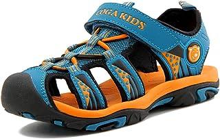 comprar comparacion Sandalias Niño de Verano con Plantillas de Trekking Senderismo Zapatillas Niña de Zapatos Unisex Deporte Sandalias