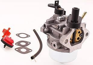 LEIMO 801396 Carburetor for Toro R-TEK 2-Cycle Engines 084132 084133 084233 084332 084333 Briggs & Stratton 801233 801255 Snow Blower Thrower