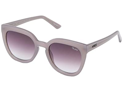QUAY AUSTRALIA Noosa (Taupe/Purple) Fashion Sunglasses
