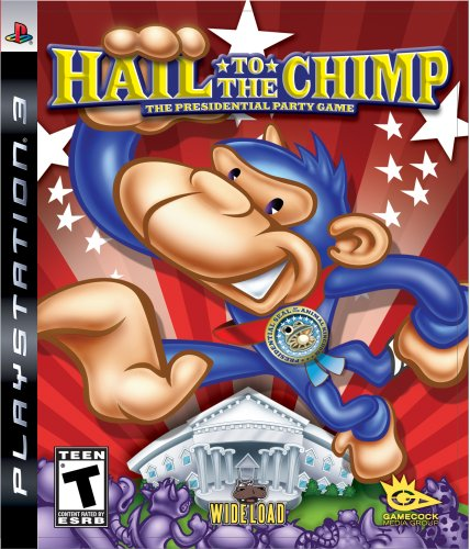 Hail to the Chimp - The Presidential Party-Game (englische Version)