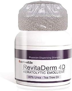 Sponsored Ad - Revitaderm 40% Urea Cream for Calloused, Cracked Feet, Heels & Elbows - Callus Remover Lotion Urea Cream 40...