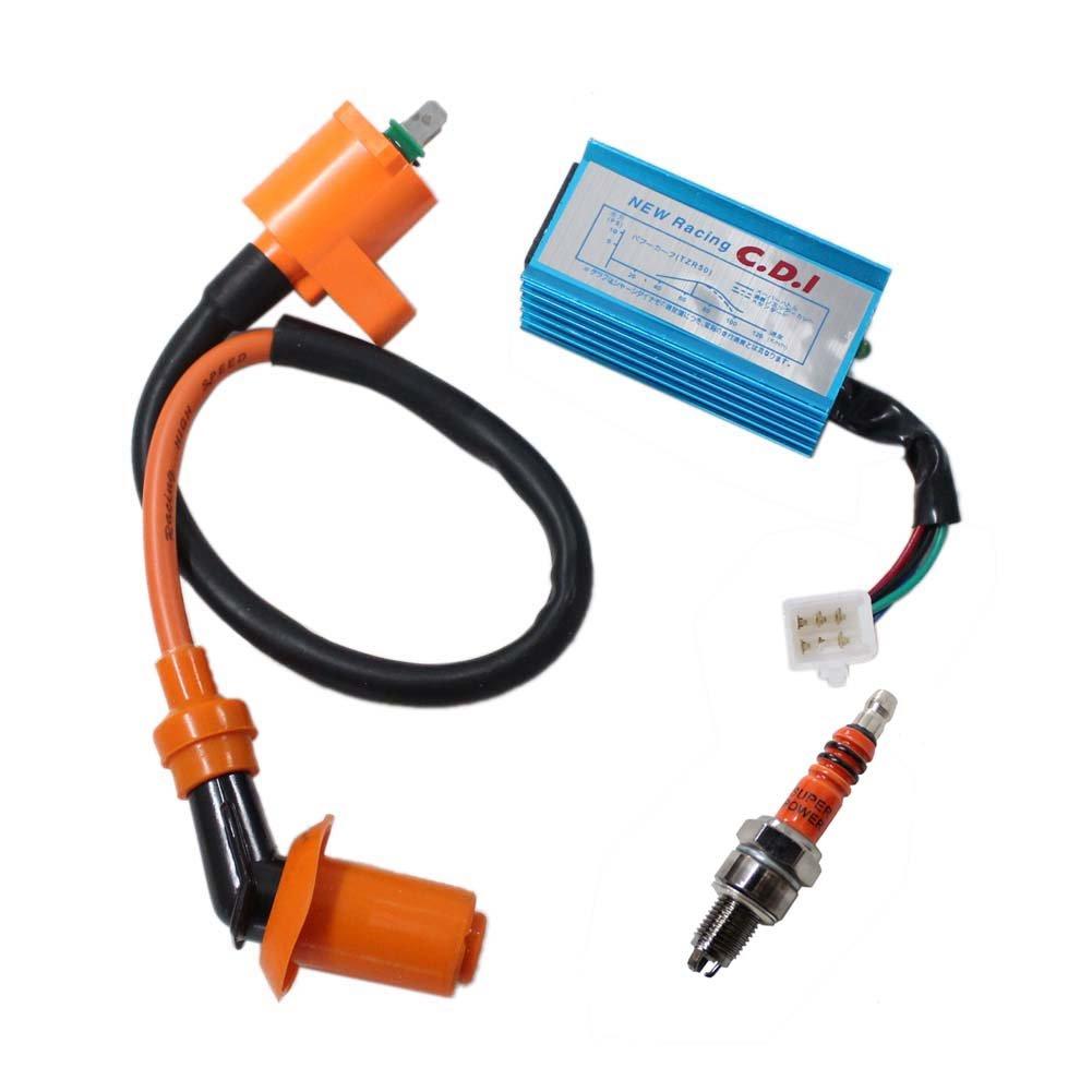racing cdi box amazon com CDI Box Wiring 139QMB