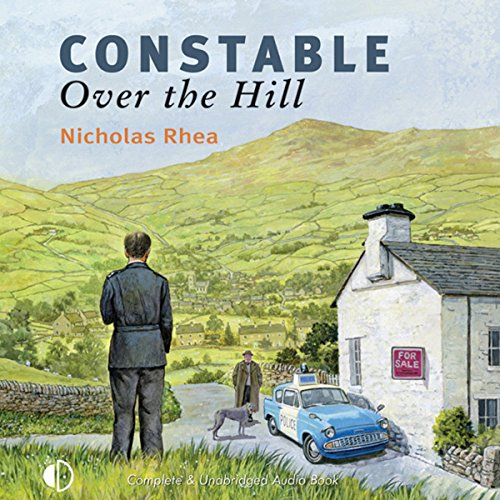 Constable Over the Hill audiobook cover art