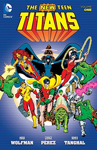 New Teen Titans (1980-1988) Vol. 1 (The New Teen Titans Graphic Novel) (English Edition)