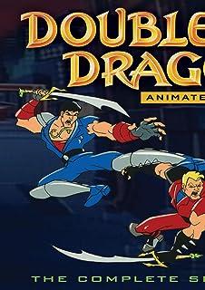 Double Dragon The Animated Series [Reino Unido] [DVD]