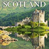 Scotland Calendar - Calendars 2020 - 2021 Wall Calendars - Photo Calendar - Scotland 16 Month Wall Calendar by Avonside