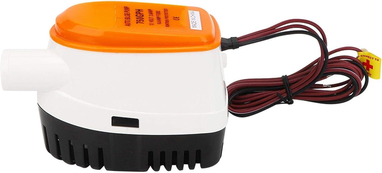 Cloudbox Automatic Bilge Pump Engineering Sales results No. Wholesale 1 DC 12V Plastic 750GPH