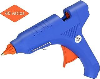 SZ Pistola de Silicona 60 Vatios-Azul