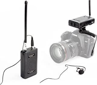 Wireless Lavalier Microphone, Saramonic SR-WM4C...