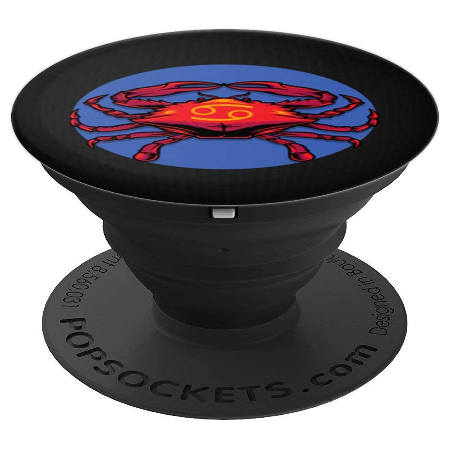 Scorpio Zodiac Signs Women Men Gift PopSockets Grip and Stand for Phones and Tablets
