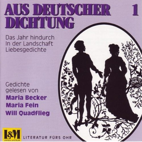 Aus Deutscher Dichtung 1