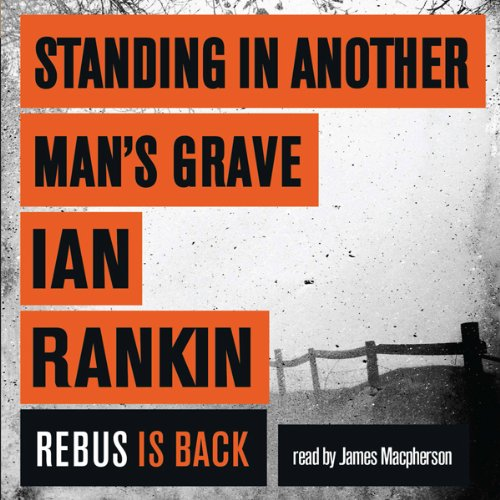 Standing in Another Man's Grave audiobook cover art