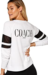 Lorna Jane Women's Coach L/SLV Sweat Top