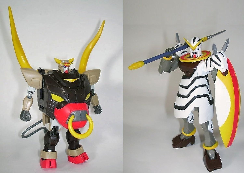MS IN ACTION   GF1304NSP Matador Gundam Gundam & Zebra (japan import)